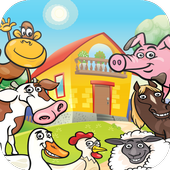 Animal Farm Puzzles for kids 1.0.0
