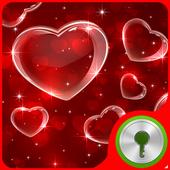 Shiny Hearts - GO Locker Theme 2.0