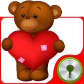 Teddy Bear Theme for GO Locker 2.0