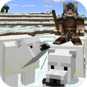 Mod Northern Bear for MCPE 1.0