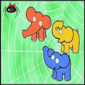 An Elephant that was swinging 1.0