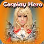 Super hot cosplay free app 1.0