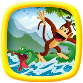 Monkey River RaceJohan RobértAdventure