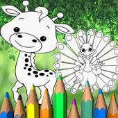 Book Animal Coloring 1.0