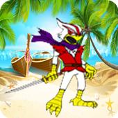 Beach Ninja Chicken Hero 1.0