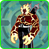 HeatBlast Ben-10 Ultimate 1.0