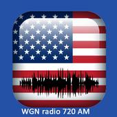 WGN radio 720 AM News App Chicago 1.3