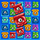 Jelly Monsters - Match 3 Crazy Matching Kingdom 1.1.0