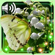 Lily of valley HD live wallpaper 1.10