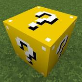 Lucky Block Mod for Minecraft 1.0