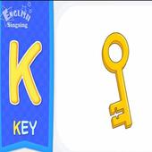 K Phonics Letter Alphabet Song 2.0
