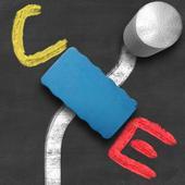 2 Way - Chalk VS Eraser 1.0