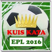 Kuis Kata EPL 2016 2.0