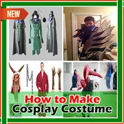 How to Make Cosplay Costume 4.1