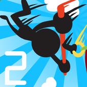 Stickman Zipline Jump 2