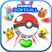 candy pokeball game 1.0