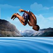 Flip Swim Diving Cliff Jumping