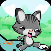Jumping CatBlank Apps CreativeAdventure