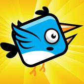 com.jumpyskyrage.littlebabybirdfly icon