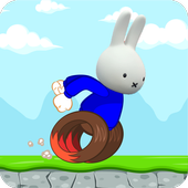 com.jungle.miffy.adventures.run.noworry icon