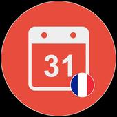 Calendrier de France Facile 1.0.1
