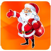 Santa Claus Animated Stickers 1.0