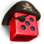 Pirate's DiceJust Funny GamesBoard