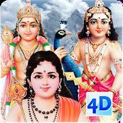 4d Lord Murugan Live Wallpaper 4 0 Apk Download Android