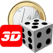 Coins and Dice 3D FREE 2.2