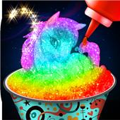 Glowing Rainbow Snow Cone Maker - Unicorn Desserts 1.0.2