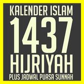 Kalender Hijriyah 1437 & Puasa 1.0