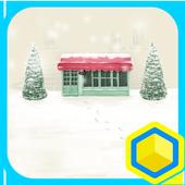 어느 겨울 날 : 카카오홈 테마 3.0