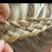 Как заплести красивые косы 1.9