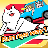 Run nya way !KANAME Co.,LtdAction