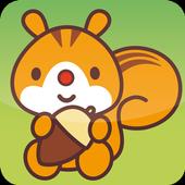 RISURUのドングリをためよう! 1.3.0