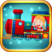 Train Puzzle Games For Kids 1.0.0