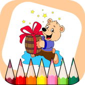 Teddy Bear Coloring Book 1.0