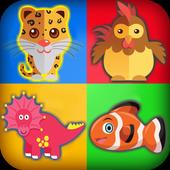 Zoo Memory -Kids Fun Mind GameKappa Kids StudioPuzzle