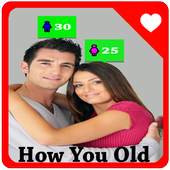 اكتشف عمرك الحقيقي Prank 2