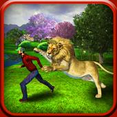 Angry Lion Jungle Simulation 1.4