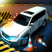Prado Car Parking Game 1.0