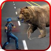 Monster Bear: City Attack 1.0