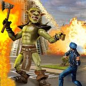 Metal soldier attack FREE 1.0