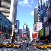 Нью-Йорк Живі Шпалери 1.0