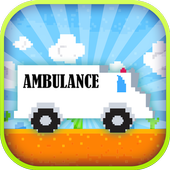 Jumpy Ambulance Racing Driving 1.1