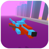 Save Spacechip - Drive from the obstacles 2
