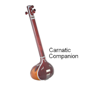 Carnatic Companion Lite 1.7
