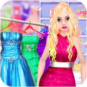 Single Mommy Dressup: Kids Dressing & Makeup Game 1.0