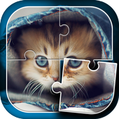 Cute Cats Jigsaw Puzzle 5.4