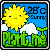Plant Me - Poke Weather Widget 1.0.1